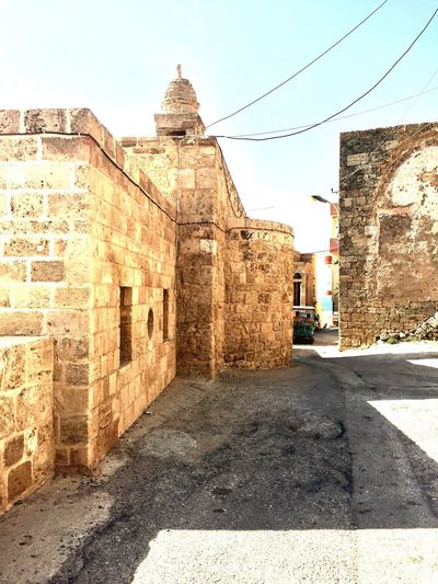 Old Batroun Old Town Old Architecture Old Stones And Walls Building Exterior History No People Walking Around And Taking Pictures The Place I've Been Check It Out