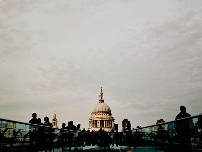 St. Paul's • London Leading Lines Urban St. Paul's