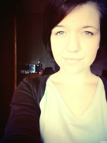 That's Me ;) Green Eyes Nice Lips Selfie AHOJ! Slovakia <33