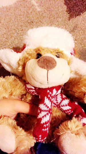 Teddy Bear Stuffed Toy Soft from Bae  Cute Gift Love 💖🐻
