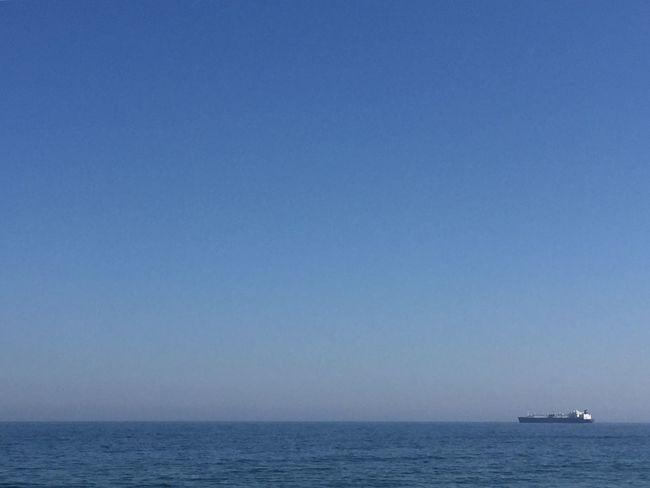 Sea Ship Chile
