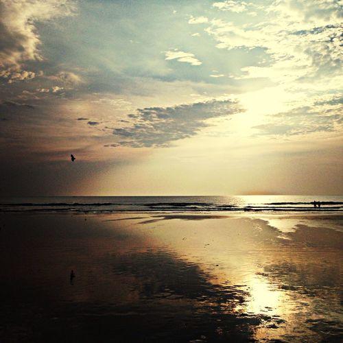 Невероятно красивый пляж
