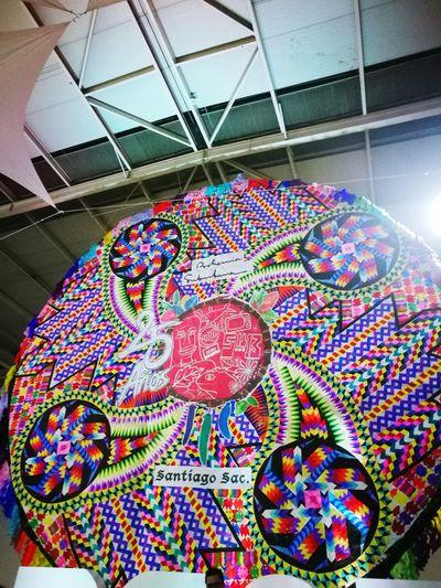 Arte De Guatemala Barrilete Gigante