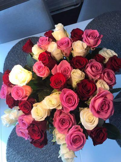 Rosé Flowers