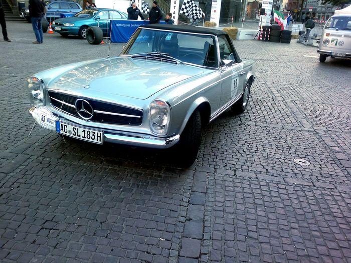 Mercedes-Benz Classic Oldtimer Mercedes Classic Mercedes Mercedes 280SL