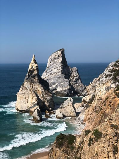 Peace Ocean View Cabo Da Roca Portugal First Eyeem Photo My Best Travel Photo