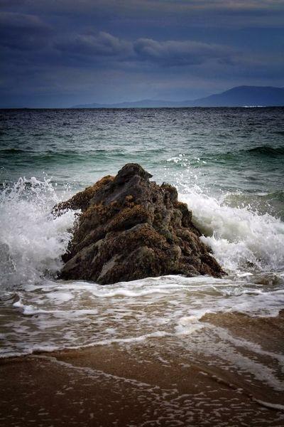 Stones Achill Island Nature Photography Naturelovers County Mayo Mayo Ireland EyeEm Nature Lover Wildatlanticway Waves, Ocean, Nature Stones & Water Rock Ireland🍀 Ireland Irland