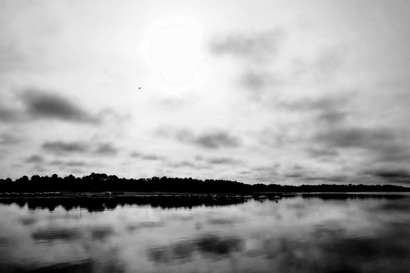 Far, far away Water Tranquil Scene Tranquility Lake Reflection Scenics Picoftheday EyeEm Best Shots Eye4photography  Far Faraway Beauty In Nature Idyllic Sky Vacations Nature Non-urban Scene Travel Destinations Calm Majestic Waterfront Day Remote Standing Water