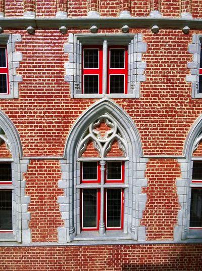 Brick wall Architecture Brick Wall Building Windows