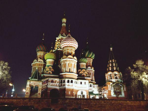 Самая романтическая площадь в мире!