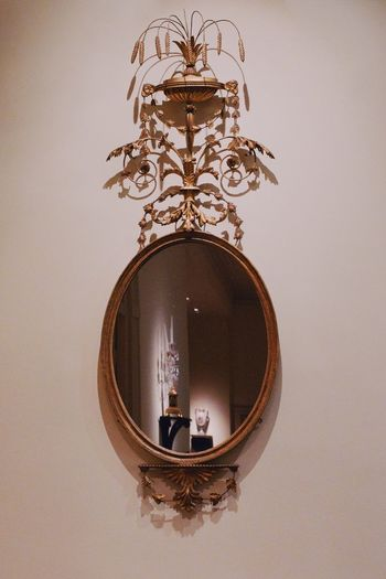 Mirror Mirror No People Built Structure Hanging Indoors  Architecture