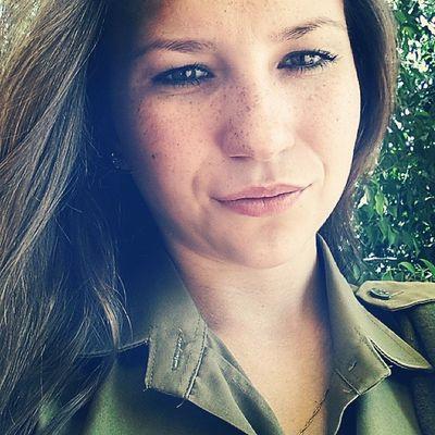 Army Idf Russiangirlsss_ Cute freckles morning israeligirls israel russian green prettygirls pretty Goog morning from IDF✌