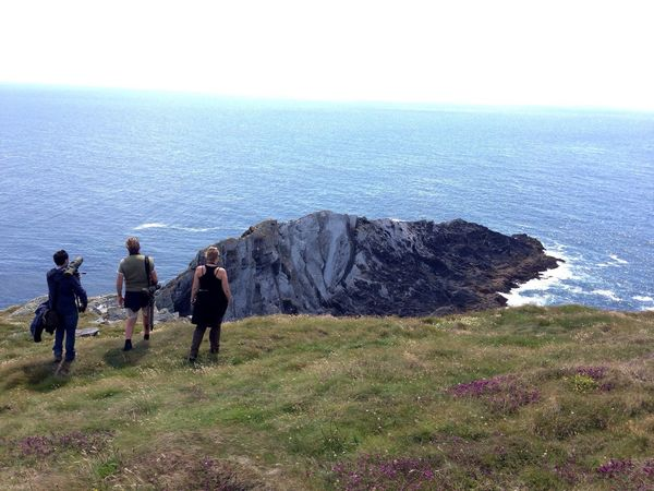 Mix Yourself A Good Time Ireland Cape Clear Landscape Hiking Adventure Friendship New Friends Nature Horizon Over Water Sea Outdoors Lifestyles Hiking