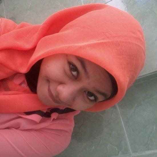Me Narsis Jilbab Orange justshare instapic