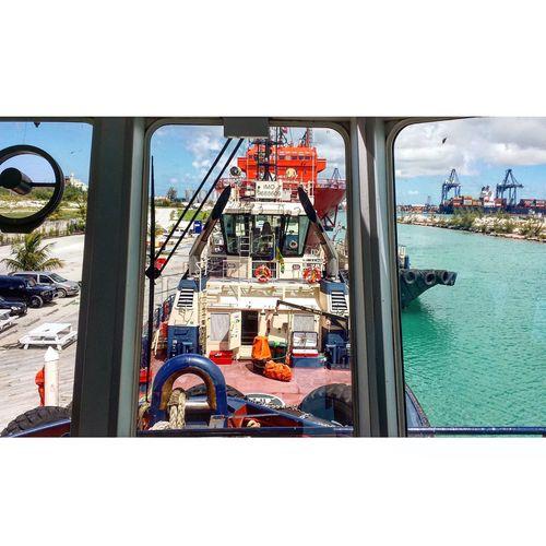 Freeport Bahamas tugboat First Eyeem Photo