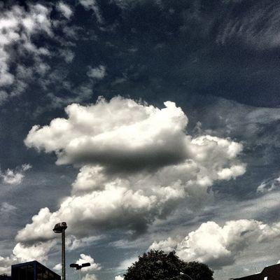 #cloudbusting on a sunday #clouds #sky Clouds Sky Cloudbusting