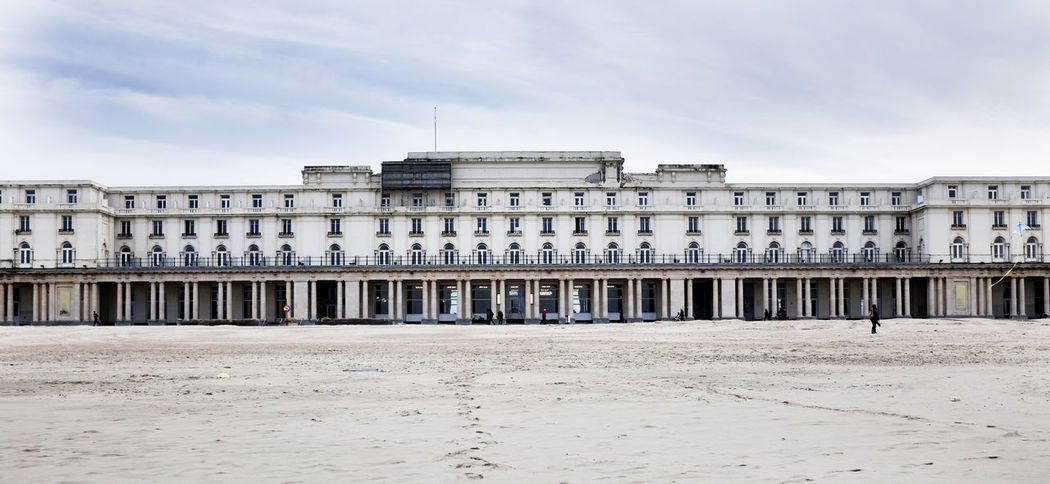 Oostende Belgium 2015 Architecture Building Exterior Built Structure Capital Cities  Cathedral City Culture Exterior Façade Famous Place Historic History Hotel Incidental People International Landmark Large Group Of People Old Town Oostende Outdoors Tourism Town Square