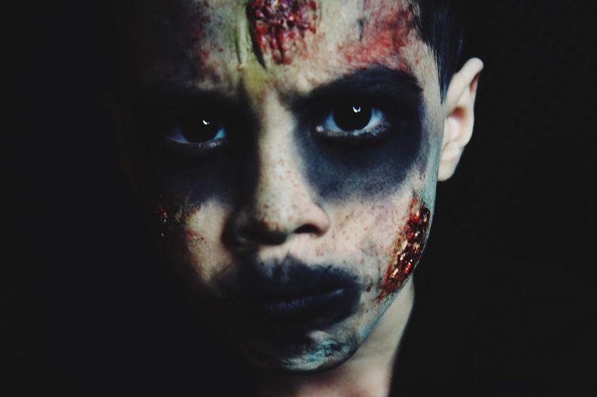Zombie Photography Halloween Halloweenmakeup