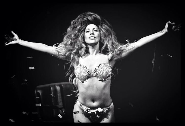 Queen Lady Gaga <3