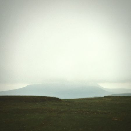 Misty morning with cloud sitting on Pen y Ghent. Yorkshire Dales Misty Morning Mountain_collection EyeEm Nature Lover EyeEm Best Shots - Landscape Eyem Misty Day Eye Em Nature Lover Hiking Trail Nature_collection Landscape_collection EyeEmNatureLover Nature_collection