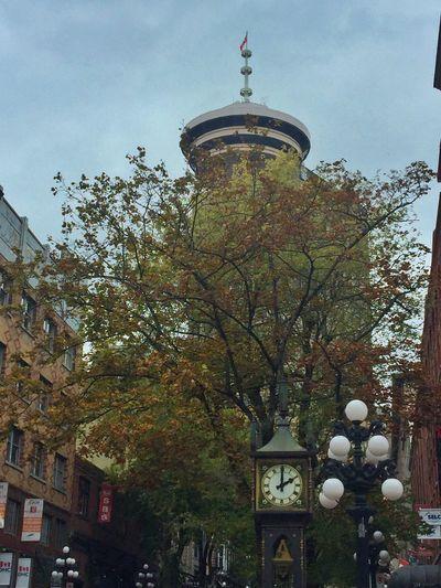 Steam Clock Vancouver Lookout Vancouver Canada Vancouver BC Gastown Vancouver. Gastownsteamclock Canada