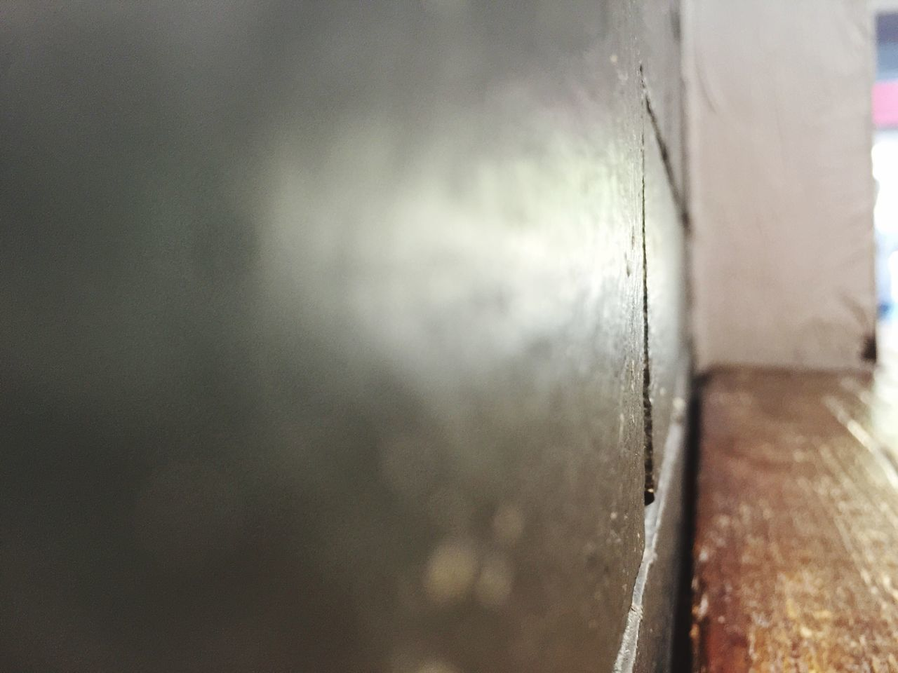 wall - building feature, architecture, close-up, indoors, day, selective focus, metal, no people, wall, built structure, focus on foreground, copy space, wood - material, building, nature, staircase