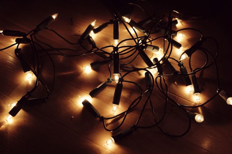 Decoration Lights Christmas Christmas Lights