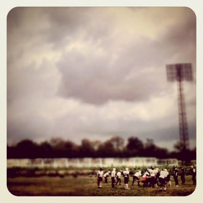 Football Iphonegraphy 3g