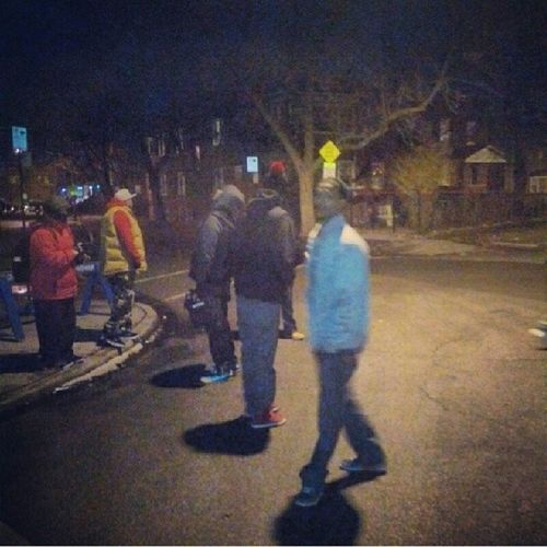 We was out here directing traffic....fyi bitch im out here feedin ppl wyd???? KnowMyStruggle Liveit Humboldtpark