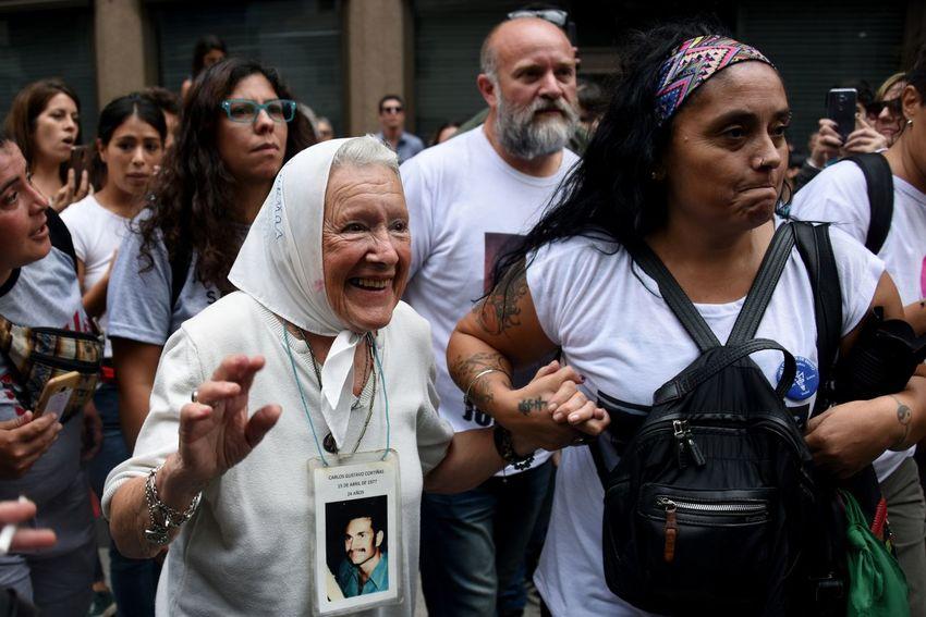 24 De Marzo Derechos Humanos Libertad Madres De Plaza De Mayo Nora Cortiñas Plaza De Mayo Política Democracia Dictadura Golpe De Estado Golpe Militar Justicia Manifestación Memoria Represion Verdad