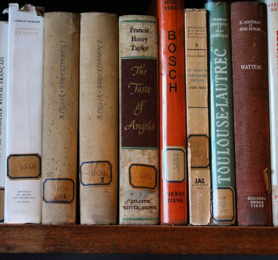 The Taste Of Angel Old Books Books