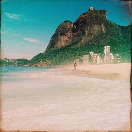 Hipstamatic Beach 😊Doris Lens and Sussex film ☀️ Igersrio
