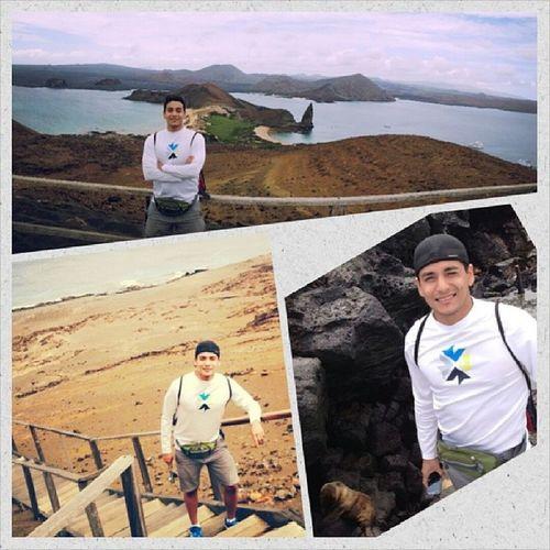 Boat Trip to Bartholomew Island Galapagos