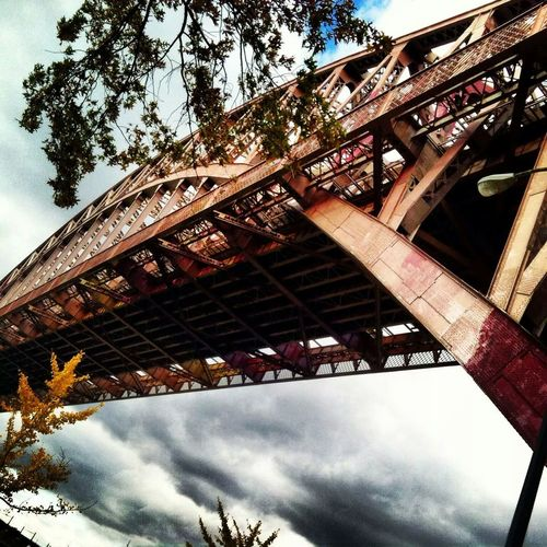 Hells Gate Bridge Astoria, Queens Newyork Enjoying Life