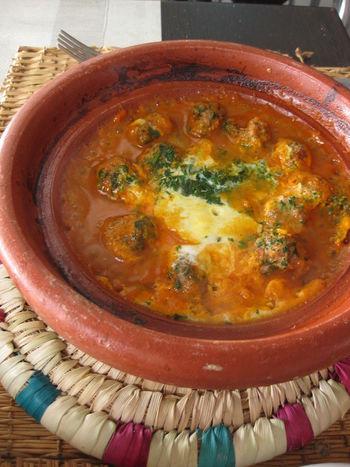 Food Kefta Meatballs Moroccan Food Moroccan Style Morocco Tajin Tajin Kefta Tajine Moroccan Food