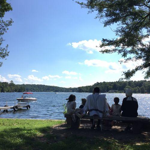 Hasidic Check This Out Lakelife Kauneonga Lake, NY
