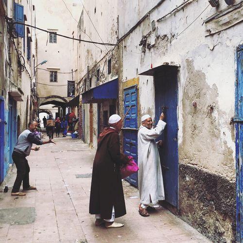 Medina of