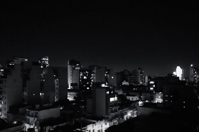 BA at Night