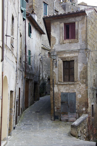Pitigliano Italy Architecture Building Building Exterior Built Structure Day Entrance History House Nature No People Old Outdoors The Past Window
