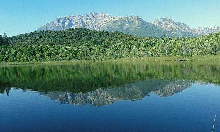 Lake View Encanto Nature Cordillera laguna el encanto...