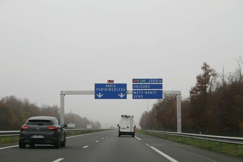 Autoroute A77 Motorway Traveling Road Sign Road Trip Highway Panneau Autoroutes Sur La Route... Autoroute  Sur La Route Roadtrip France France Photos Road Signs