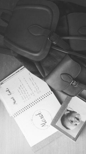 👶❤🎒📑 Goodvibes NewBag Album Planner Bulletjournal Friday TGIF!
