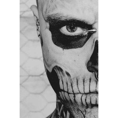 Rick Genest Man Crush Monday.♡ ManCrushMonday Moneysuccessfameglamour Beauty Piercings Tattoos Perff Perfection Gorgeous Bodymodifications Lovesit Lovehim Swoon Skeletonboy Instafame Followforfollow Followers Likes Likeit Doubletap