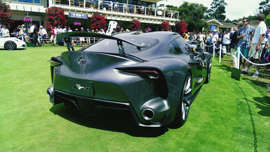 Concours2014 Hot Cars