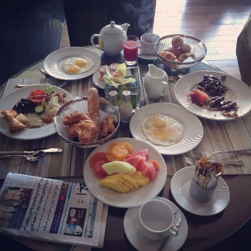 Today's Breakfast Happyweekend in Alkhobar الخبر