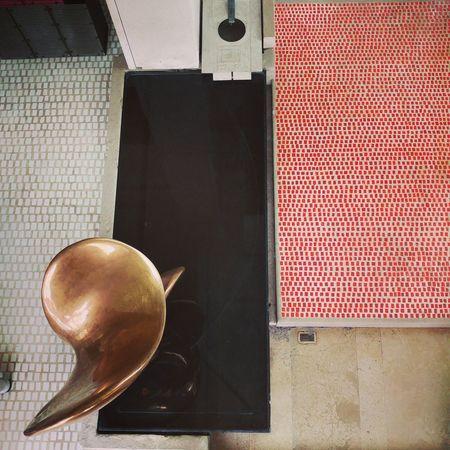 Carlo Scarpa Olivetti Architecturephotography Architecturelovers A single shot of Olivetti's shop in Venice, by Carlo Scarpa architect, 1958 The Architect - 2017 EyeEm Awards