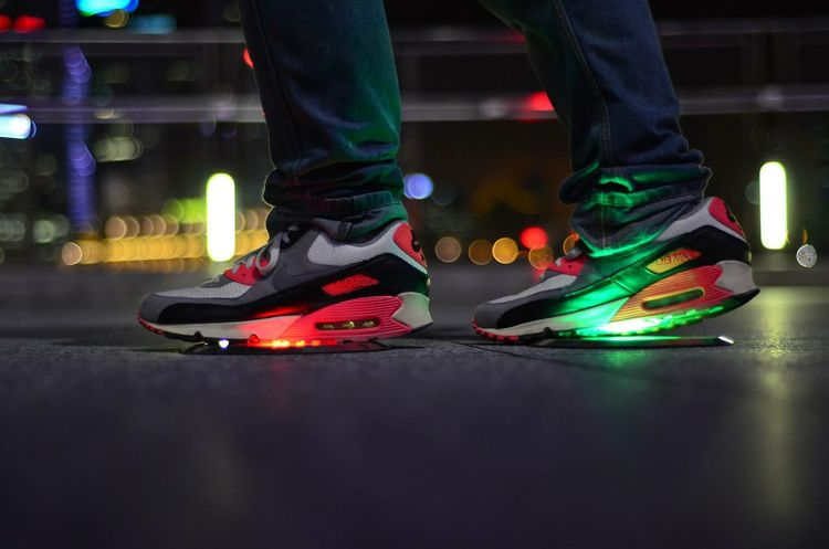 AirMax 90 Classic Kicks WDYWT Nike Shoe