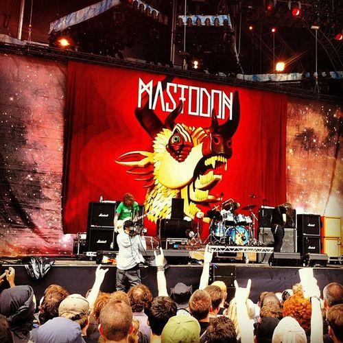 Sonisphere Amnéville  Mastodon