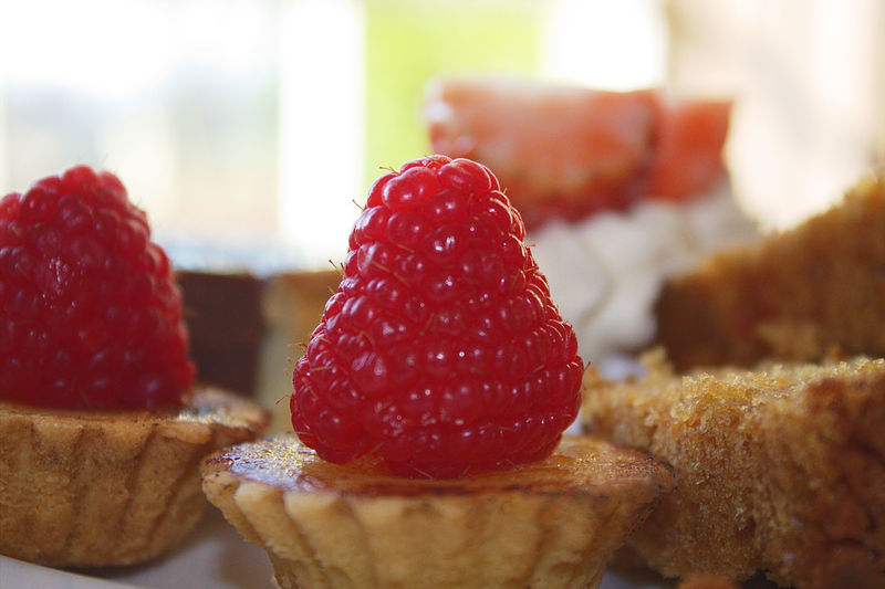 Afternoon Tea Afternoon Tea Berry Fruit Cakes Close-up Focus On Foreground Food Freshness Indulgence Raspberry Raspberry Pi Raspberry Tart Ripe Selective Focus Strawberry Sweets Object Focus