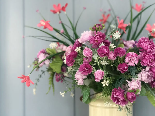 Beautiful pink bouquet flower Beauty In Nature Flower Focus On Foreground Foral Nature Pink Color